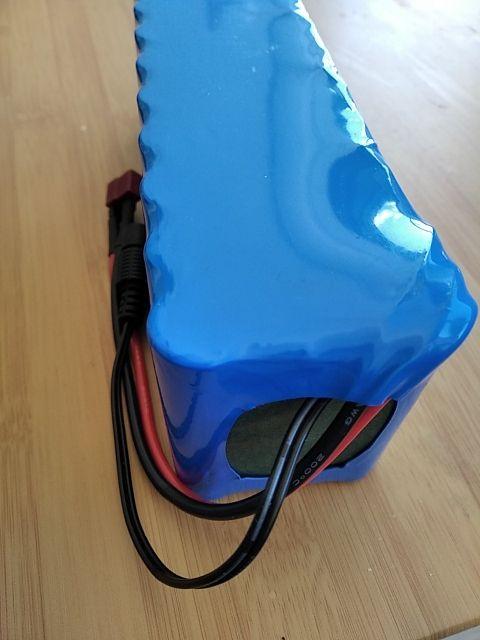 Batería litio 36V 10Ah