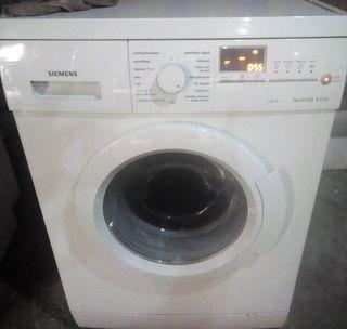 lavadora Siemens 7 kg 1200