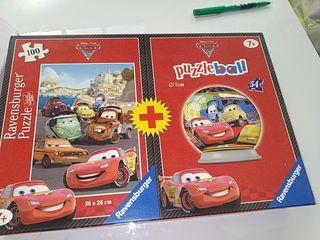 puzzle de 100p y puzzle 3D
