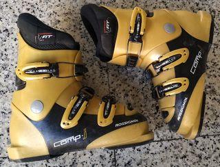 botas esquí 31-32