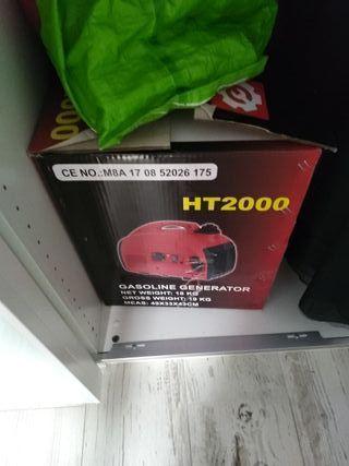 generador eléctrico 220 voltios bajo consumo si