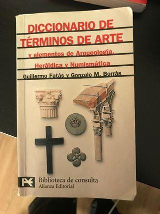 Diccionario Terminos Arte