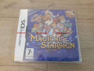 Magical Starsign Nintendo Ds PRECINTADO