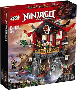 LEGO Ninjago 70643 - Templo de la resurrección