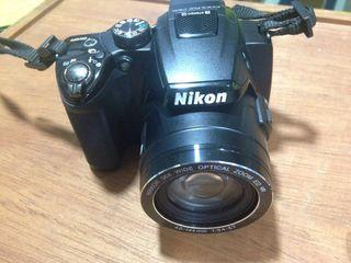 Cámara fotos NIKON coolpix P 500