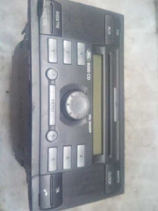 153980 Sistema audio / radio cd FORD FOCUS BERLINA