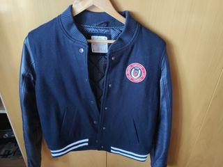 Beisbolera/abrigo/chaqueta de mujer talla M