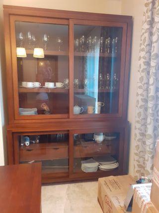 vitrina gran calidad y diseño
