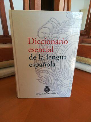 Diccionari essencial de la lengua española