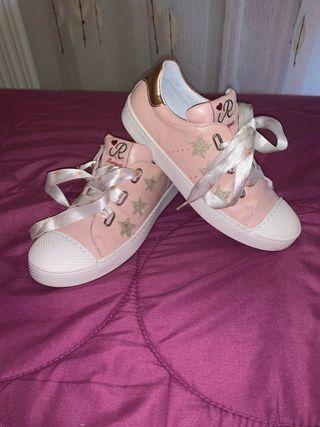 Zapatillas niña Romagnoli