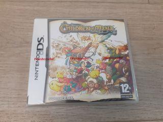 Children of Mana Nintendo Ds PRECINTADO