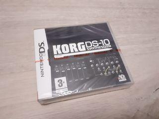 KORG Sintetized Ds-10 Nintendo Ds PRECINTADO