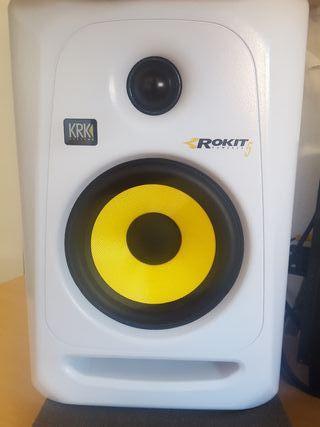Monitores de estudio Activos KRK rokit5