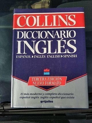 Diccionario Inglés Español Collins