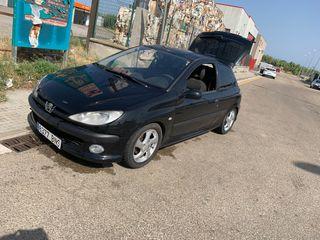 Peugeot 206 1.6 16v Gasolina 2001