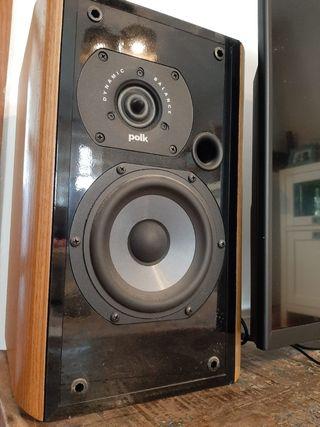 Vendo altavoces Polk Audio LSi 7