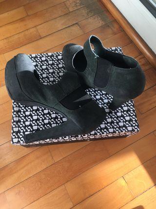 Zapatos Salón tacón 14 cm T-40