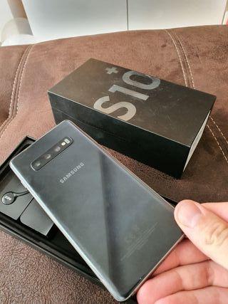Samsung Galaxy s10 plus 128 gb factura y garantía