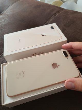 IPHONE 8 PLUS ORO 64 GB