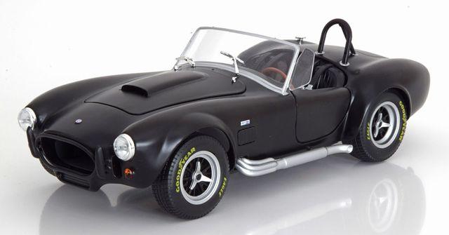 Solido AC Cobra 427 MKII 1965 maqueta de coche coche deportivo 1:18 Coche en miniatura