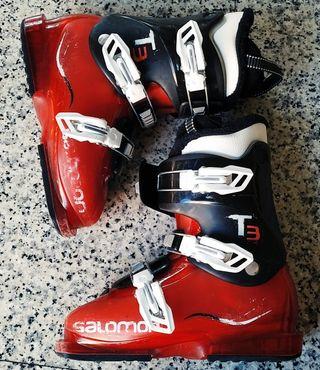 botas de esquí Salomón 35-36