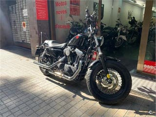 HARLEY DAVIDSON SPORTSTER 1200 FORTY-EIGHT