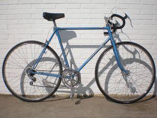 Bicicleta Clásica Carretera Criterium