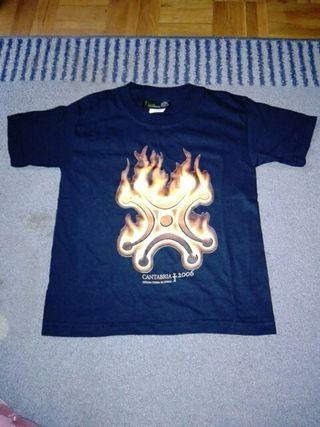 Camiseta niño Cantabria