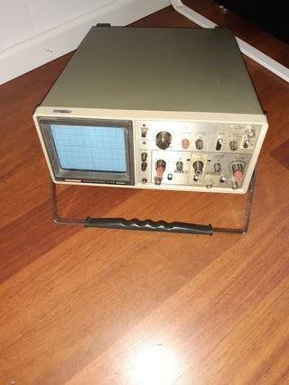 Osciloscopio Hitachi v 212