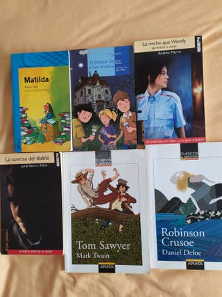Libros de Lectura en Castellano