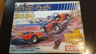 Scalectrix STS 4X4 2030