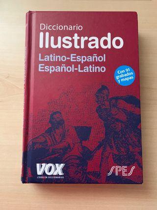 Diccionario ilustrado de latín