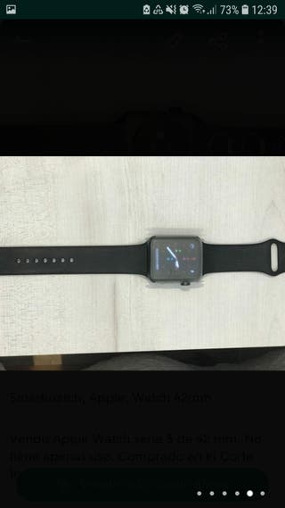 APPLE WATCH SERIES 3 de 42mm