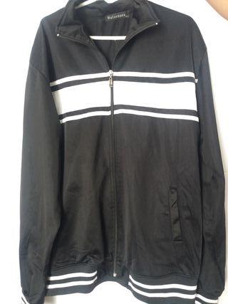 chaqueta negra, perfecto estado