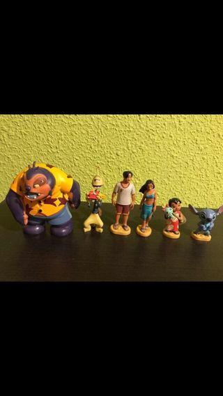 Figuras Disney Lilo y stich