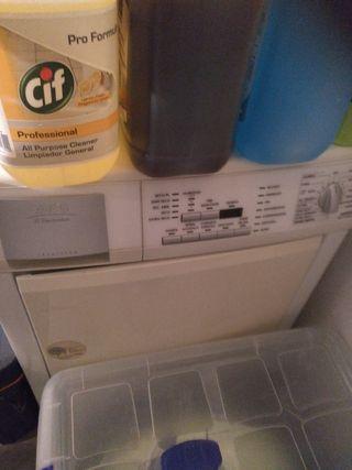 secadora AEG lavatherm