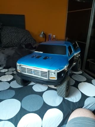 FORD BRONCO BRUSHLESS RC 1/8