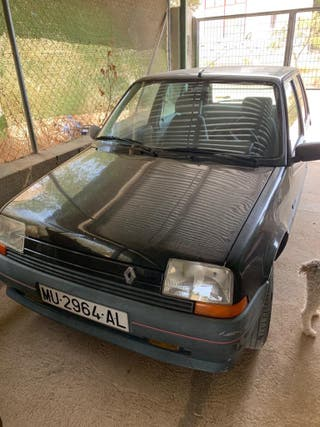 Renault 5 1989