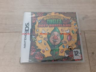 Tingle's Rosy Rupeeland Nintendo Ds PRECINTADO