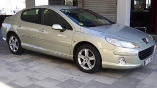 Peugeot 407 2008 auto 2.0hdi 140cv 180milkm