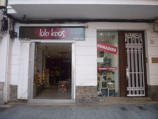 Local comercial en alquiler en Centre en Sitges