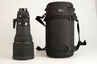 objetivo Sigma 300mm 2.8 para nikon