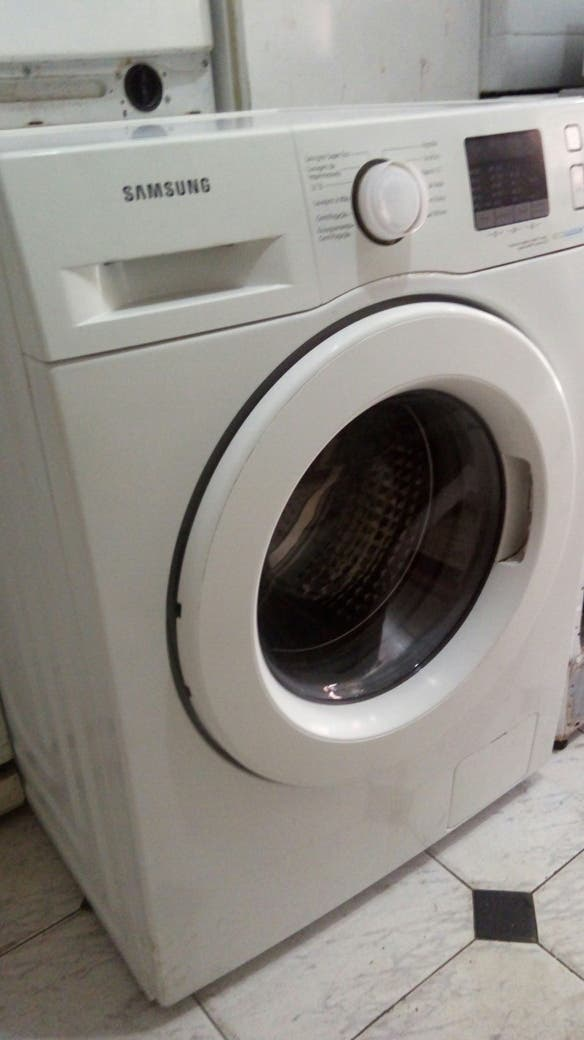 se vende lavadora marca samsung de 7 kilos
