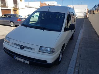 Citroen Jumpy 2001