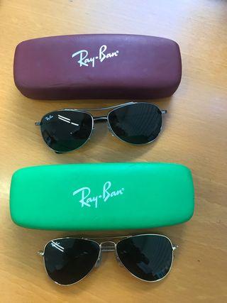 Gafas Ray Ban junior originales