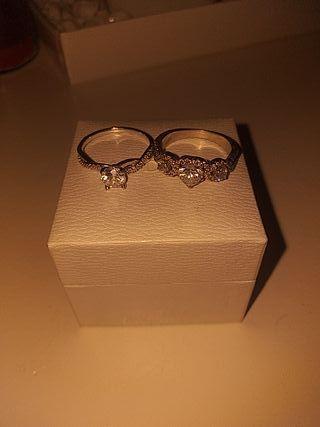 pandora promise rings