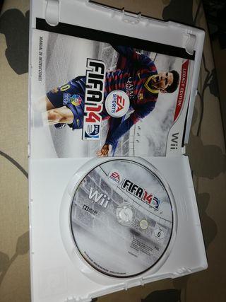 FIFA 14 para wii