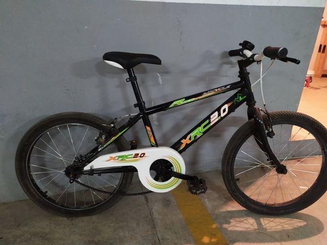 bicicleta niño de 6 años