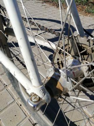bici btt megamo replica
