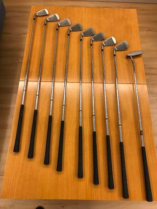 Juego hierros de golf completo Spalding Executive